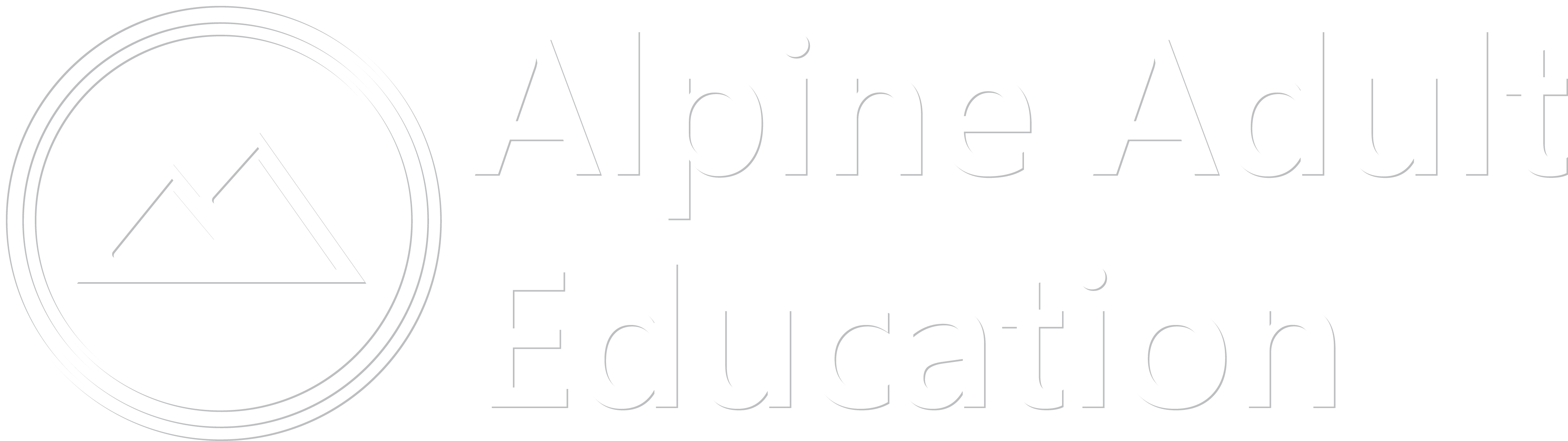 Alpine Adult Education